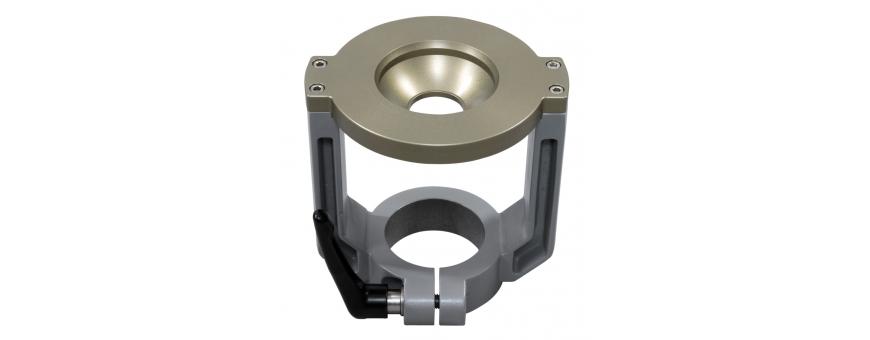 Central Video -  Bols et Adaptateurs de bols -  Adaptateur Euro-mount avec bol 100mm  Adaptateur de bol 150mm déporté court  Ad