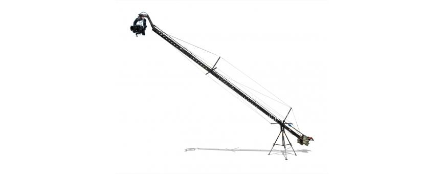 Central Video -  Grues Crane 120 -  Contre-poids lingot de 4Kg pour grue Crane 120  Contre-poids lingot de 8Kg pour grue Crane