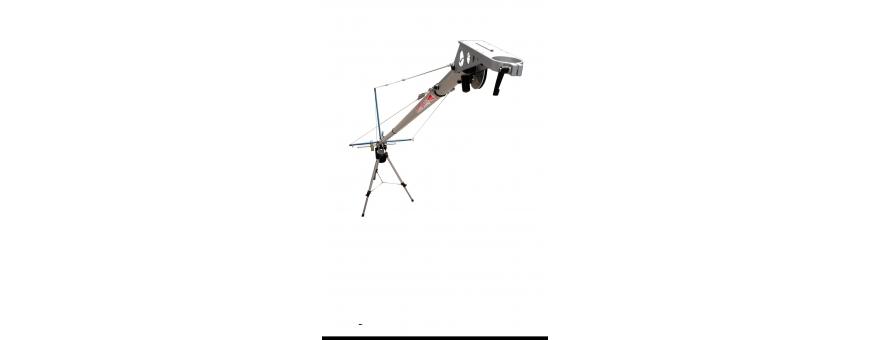 Central Video -  Grues Speedy -  Grue Speedy 6  Kit de prolongation pour SPEEDY 6  Grue Speedy 9