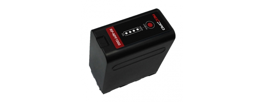 Central Video -  Batteries DV